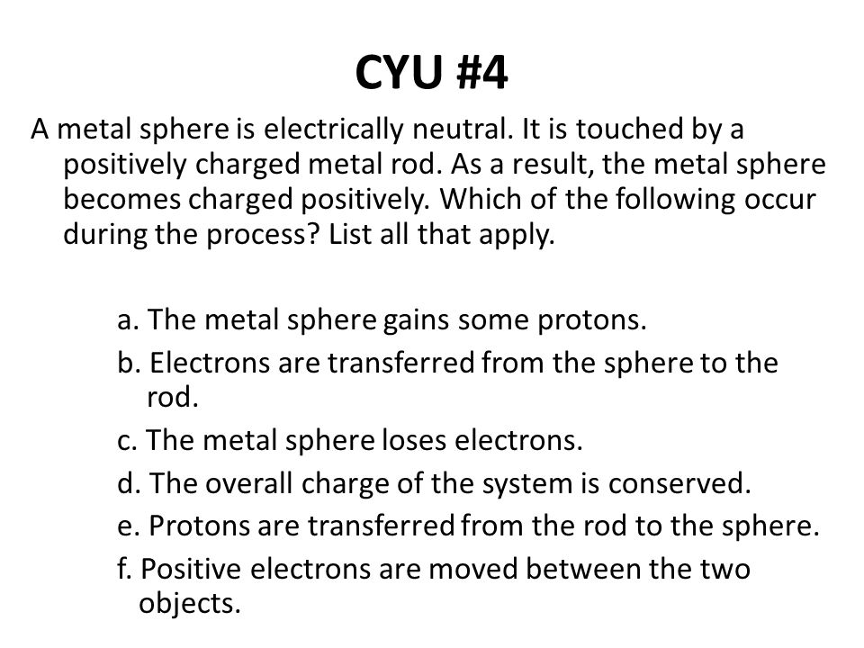 CYU #4