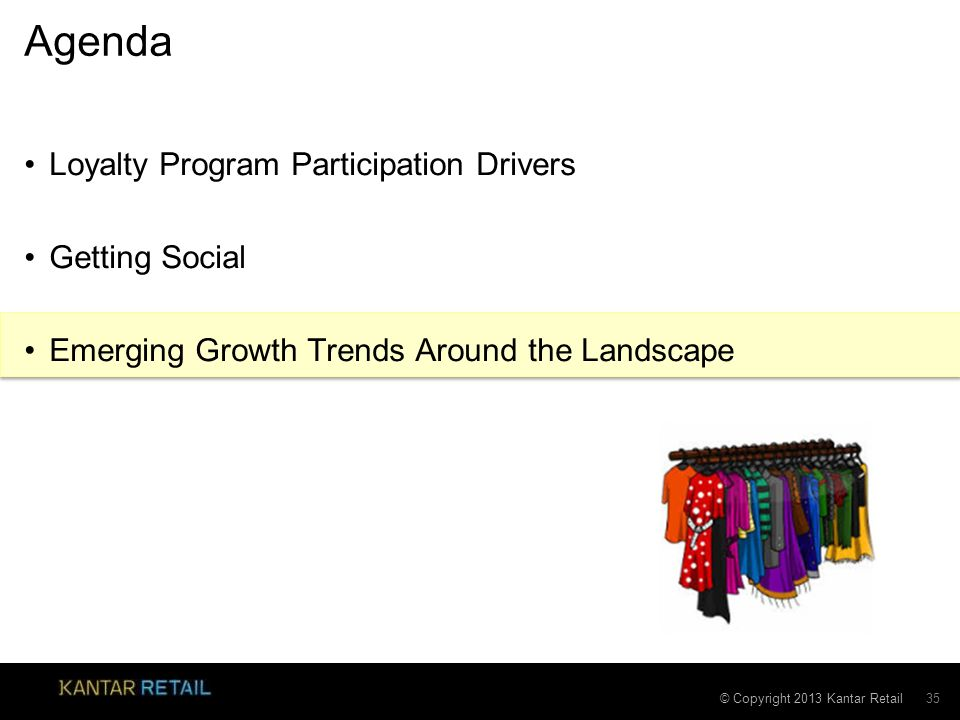 Agenda Loyalty Program Participation Drivers Getting Social
