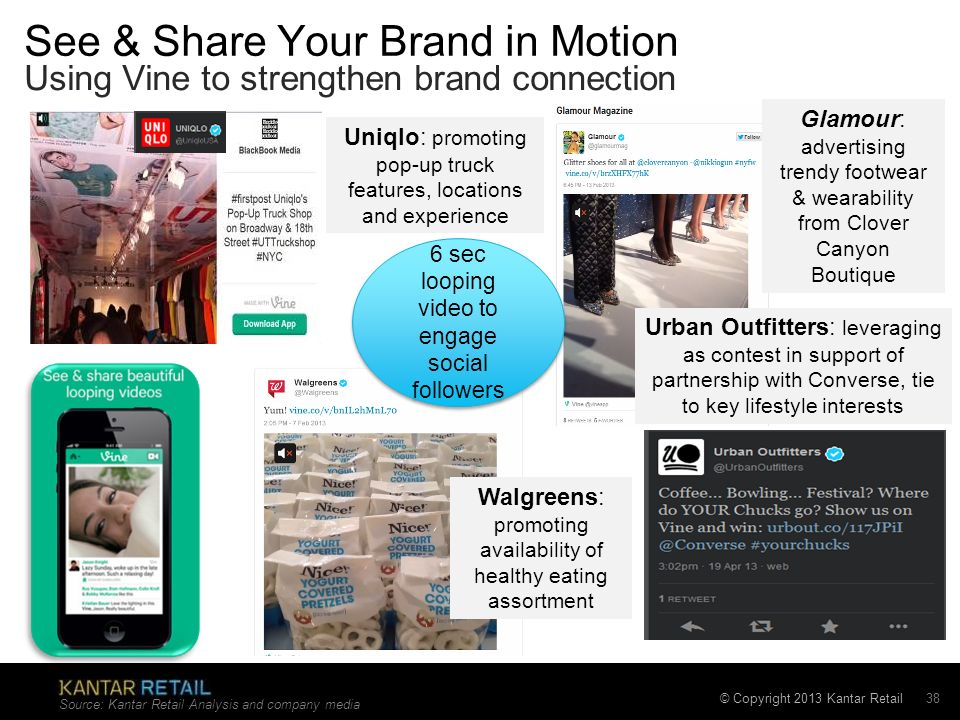 See & Share Your Brand in Motion