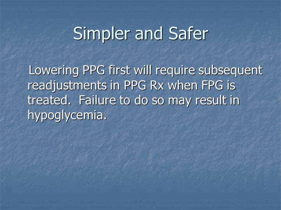 Simpler and Safer
