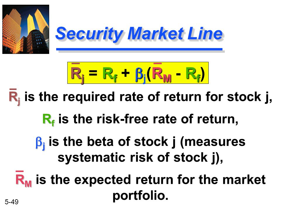 how to find the risk free rate of a stock