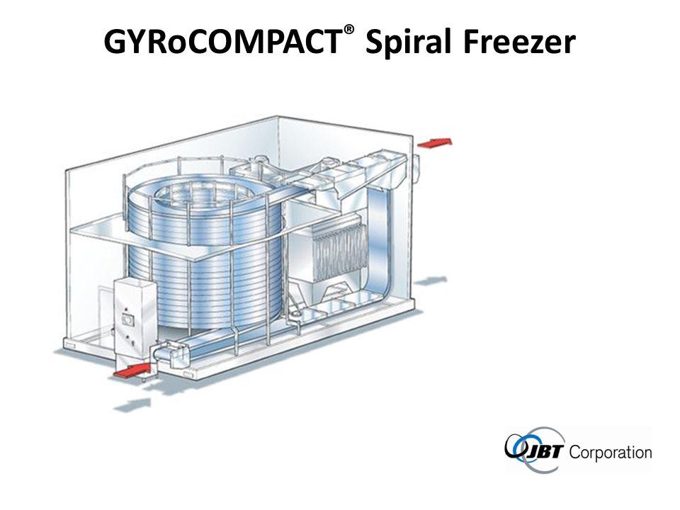 GYRoCOMPACT® Spiral Freezer