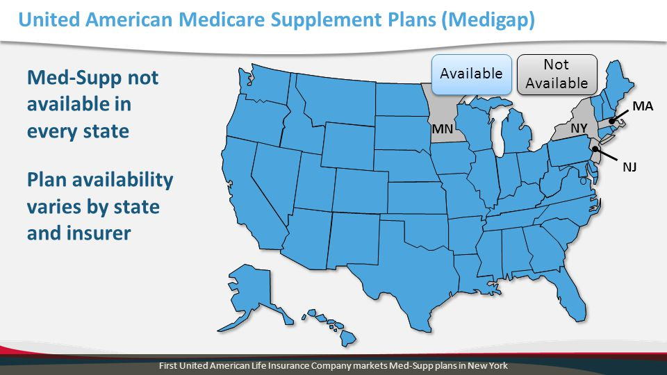 United American Medicare Supplement Plans (Medigap)