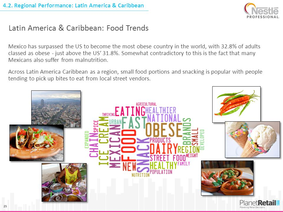 Latin America & Caribbean: Food Trends