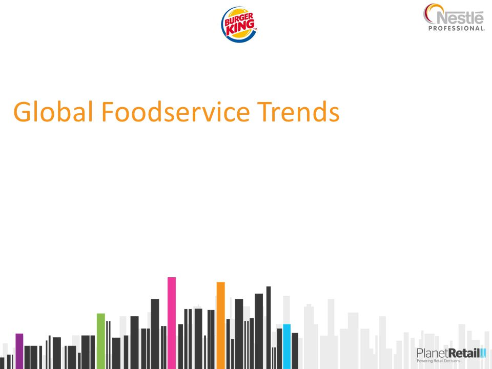 Global Foodservice Trends