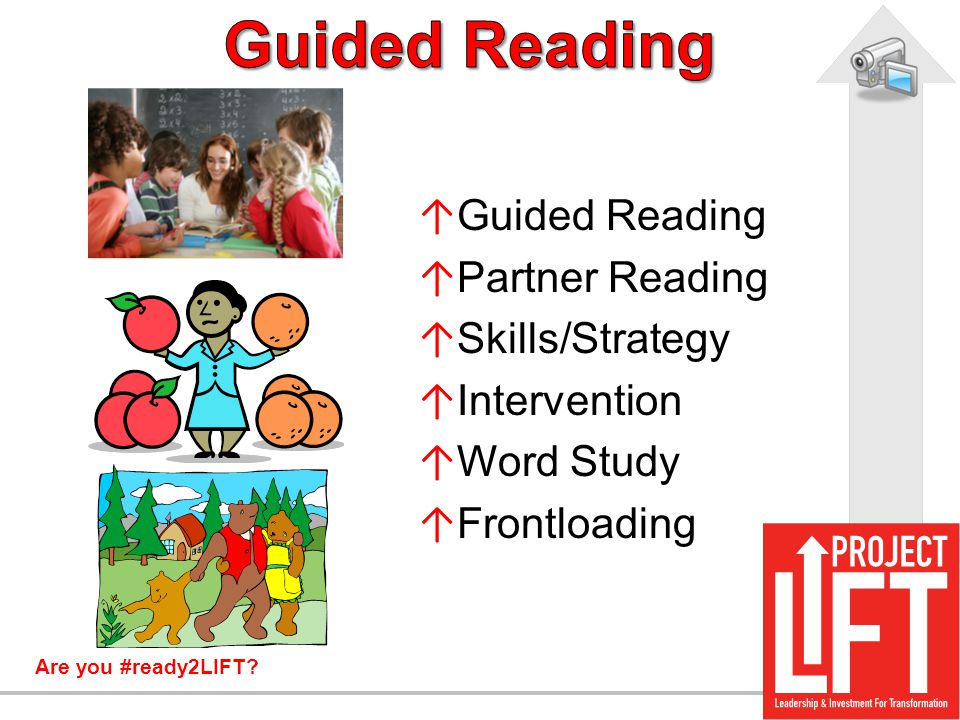 Guided Reading Guided Reading Partner Reading Skills/Strategy