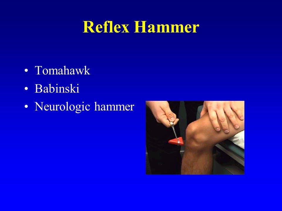 Reflex Hammer Tomahawk Babinski Neurologic hammer