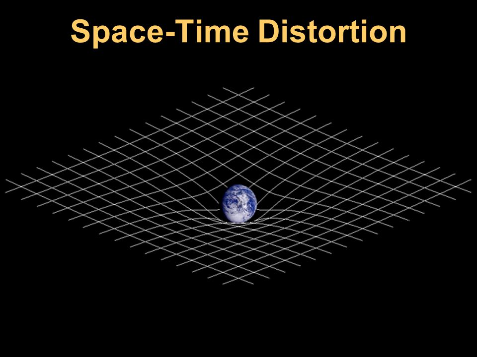 Space-Time Distortion
