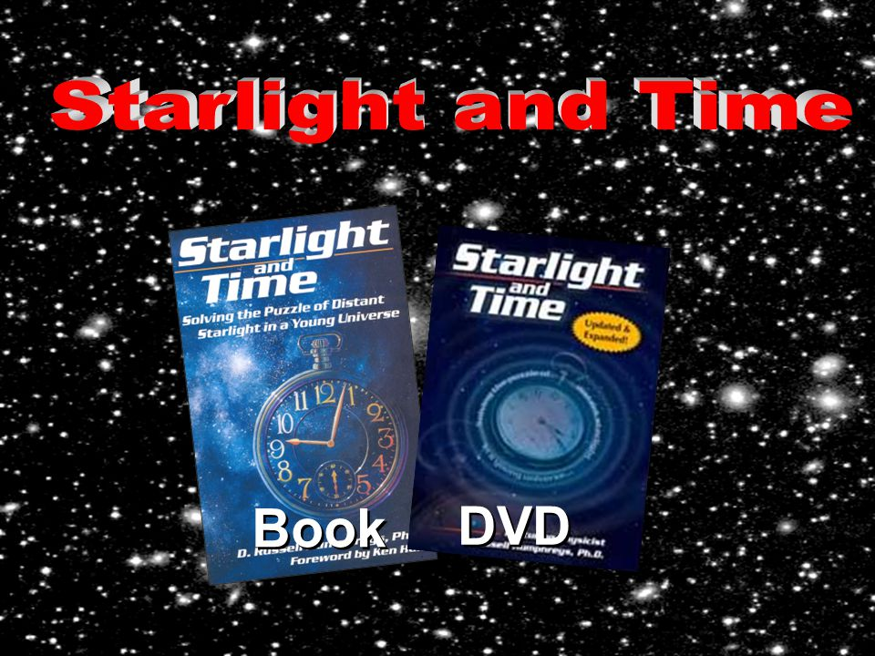 Book DVD Starlight and Time