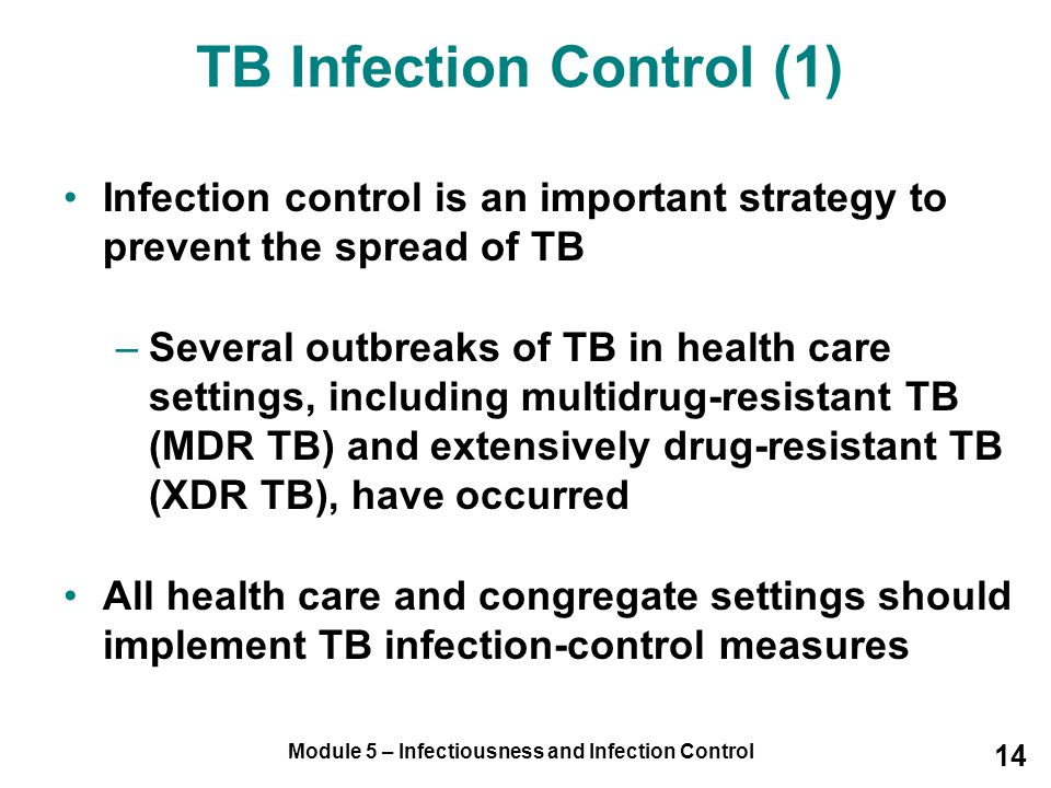 strategies to prevent the spread of tuberculosis Somali tuberculosis cultural profile  recommendations for this study match those of ethnomed and highlight a need for control and prevention strategies that.