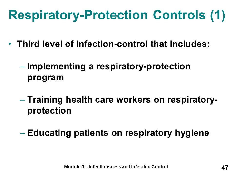 Respiratory-Protection Controls (1)