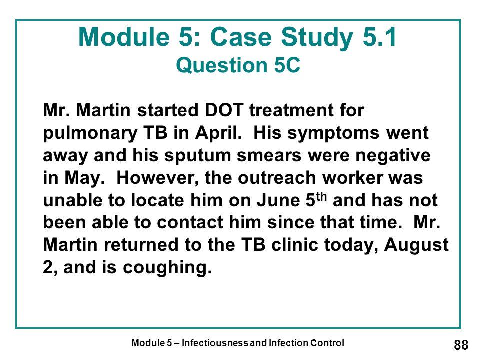 Module 5: Case Study 5.1 Question 5C