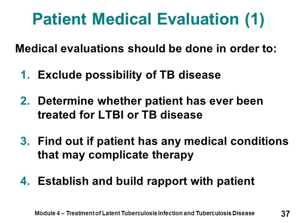 Patient Medical Evaluation (1)