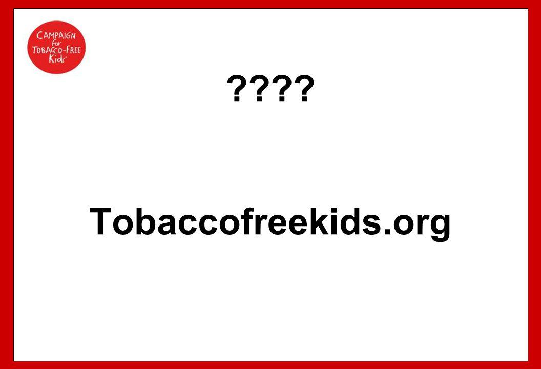 Tobaccofreekids.org
