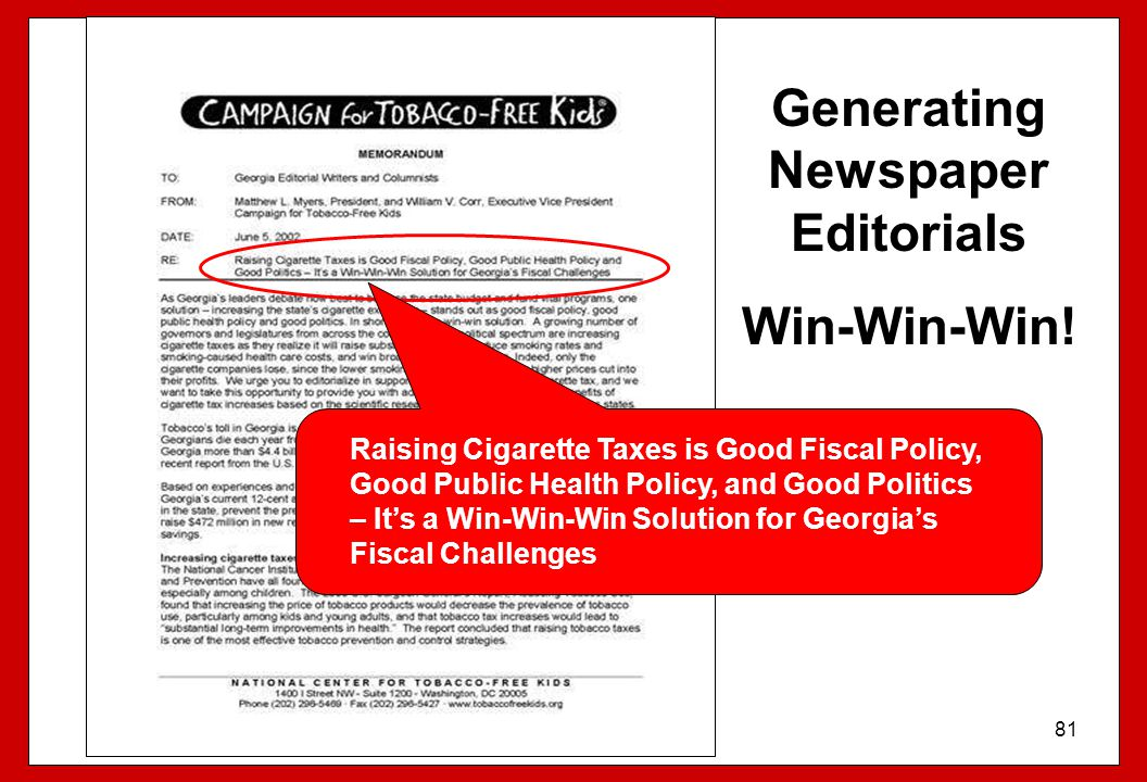 Generating Newspaper Editorials