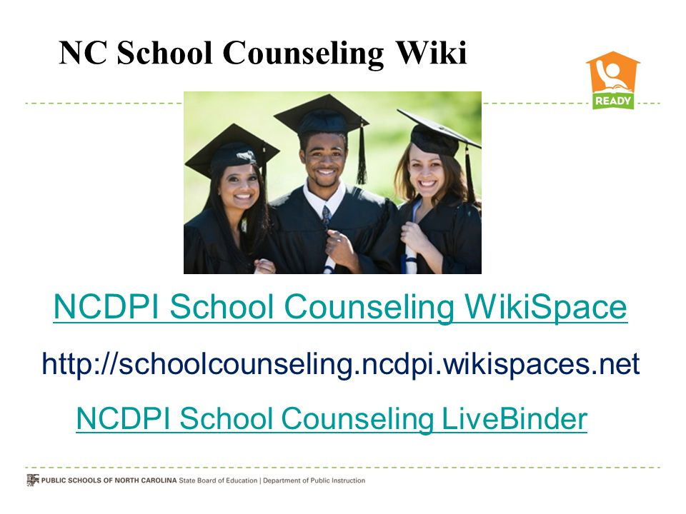 NC School Counseling Wiki