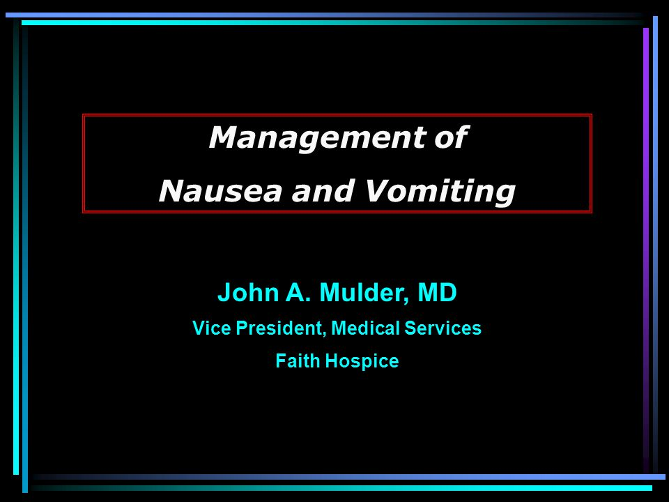 Vice President, Medical Services