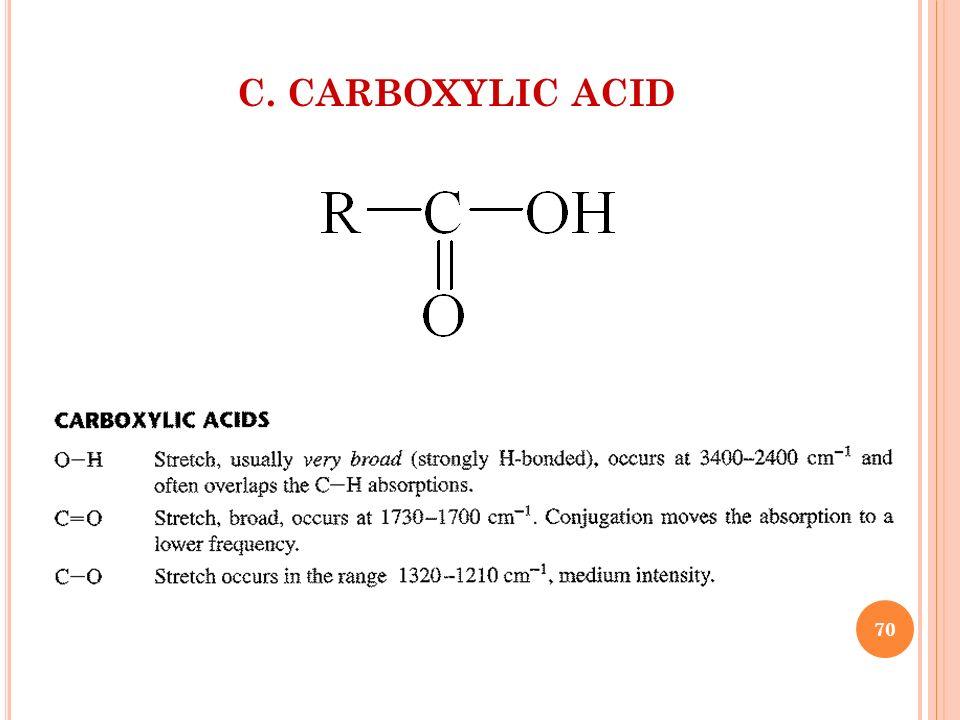 C. CARBOXYLIC ACID