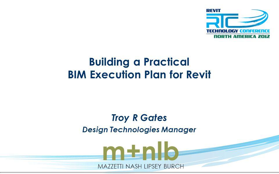 Building a Practical BIM Execution Plan for Revit
