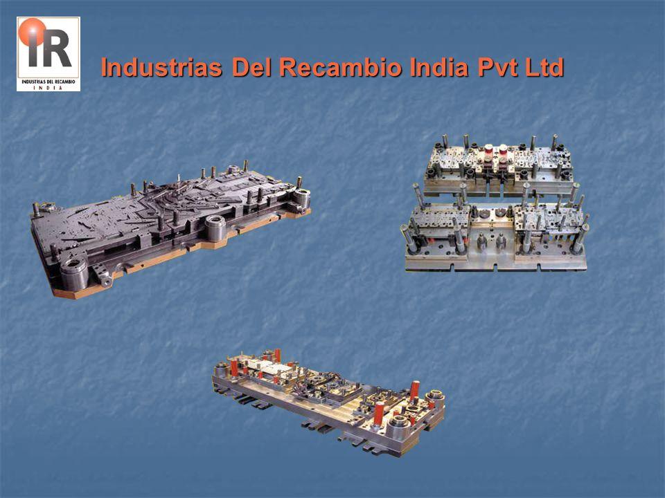 Industrias Del Recambio India Pvt Ltd