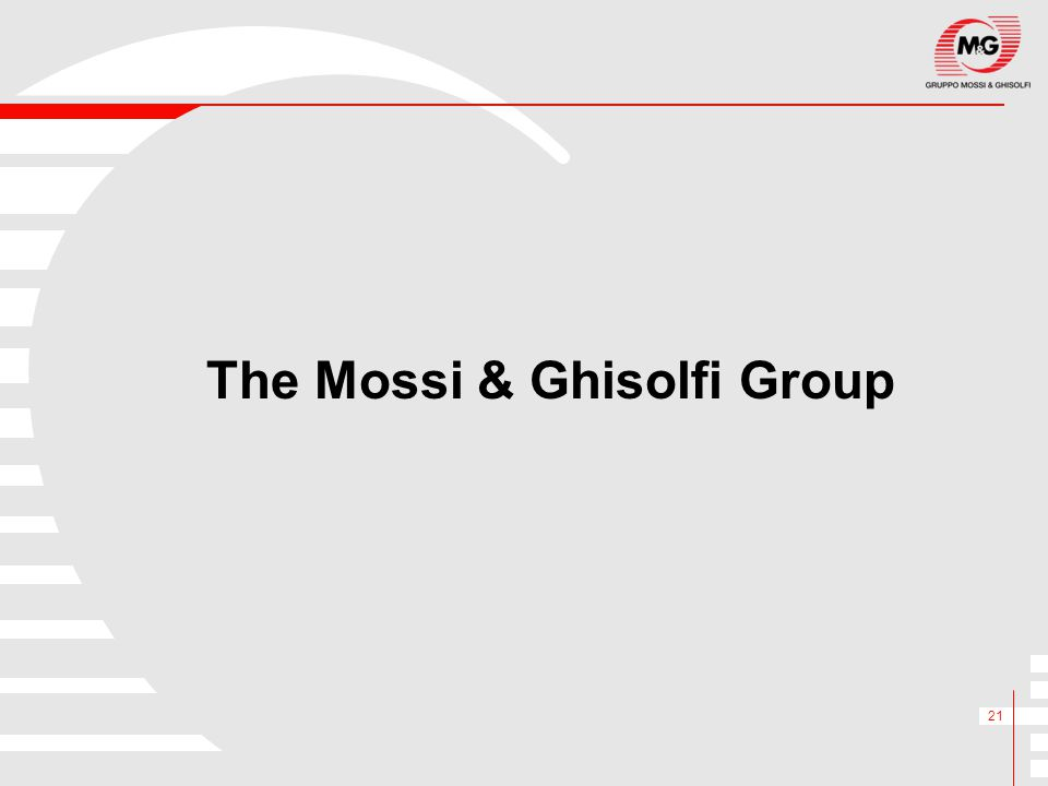 The Mossi & Ghisolfi Group