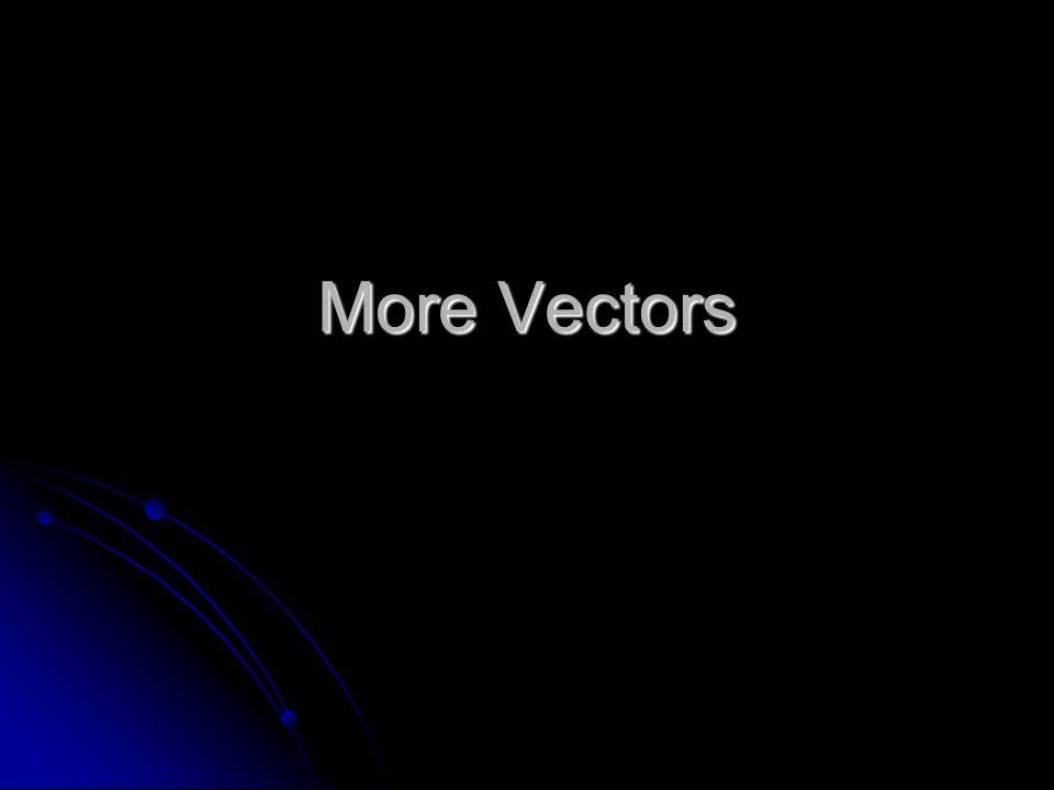 More Vectors