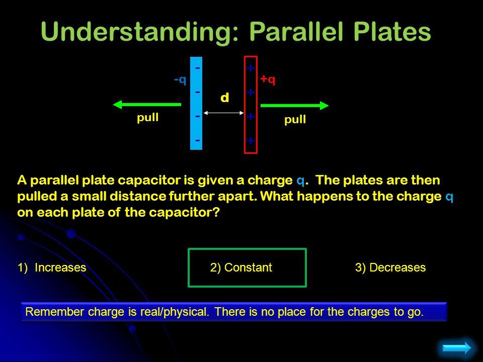 Understanding: Parallel Plates