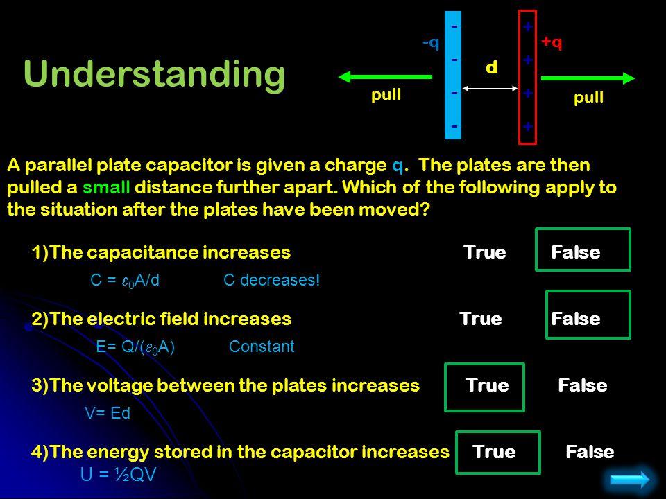 +q -q. + - d. pull. Understanding.