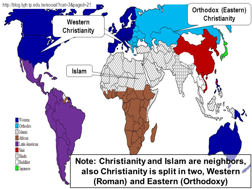 Orthodox (Eastern) Christianity