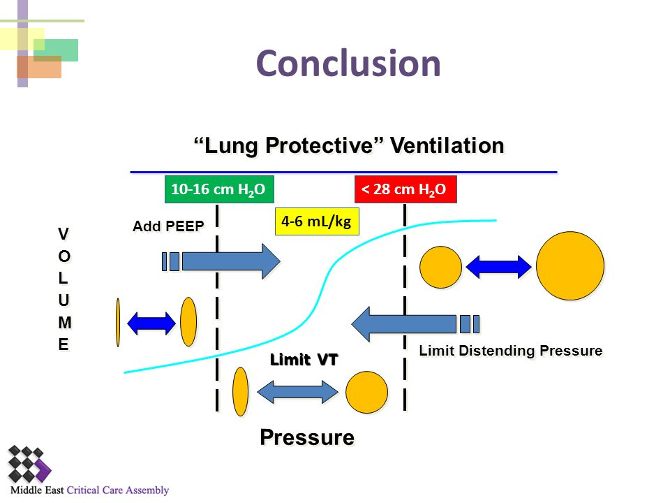 Lung Protective Ventilation
