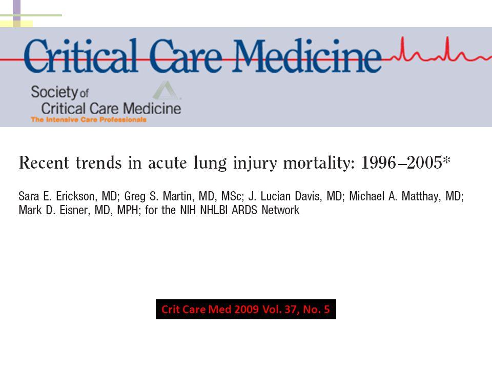 Crit Care Med 2009 Vol. 37, No. 5