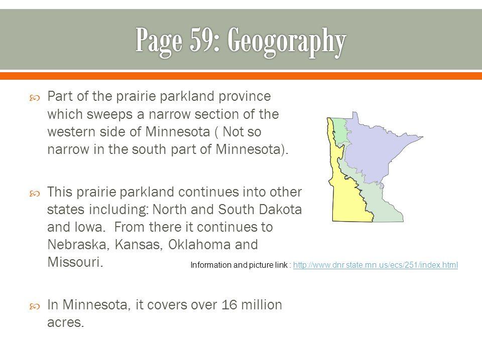 Page 59: Geogoraphy