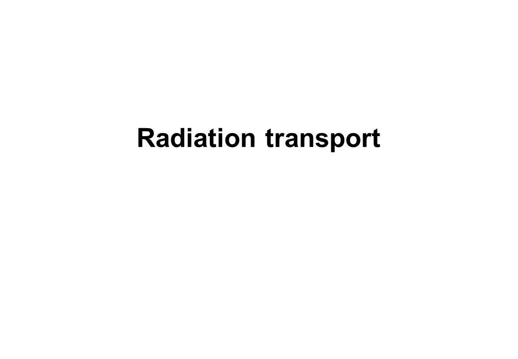 06/04/2017 Radiation transport Slide 33: ILE 2010