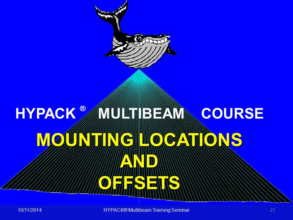 MOUNTING LOCATIONS AND OFFSETS