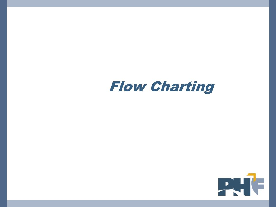 Flow Charting 70
