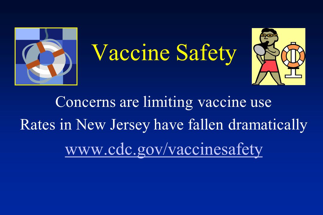 Vaccine Safety www.cdc.gov/vaccinesafety