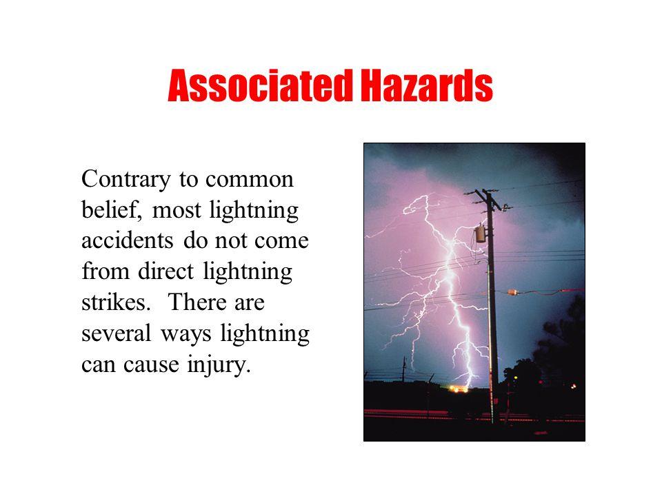 Associated Hazards