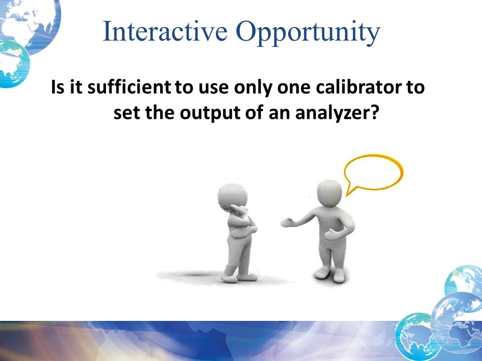 Interactive Opportunity