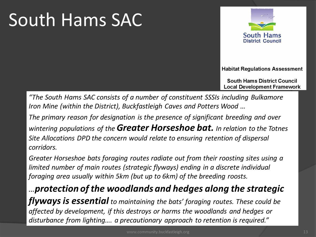 04/04/12 South Hams SAC.