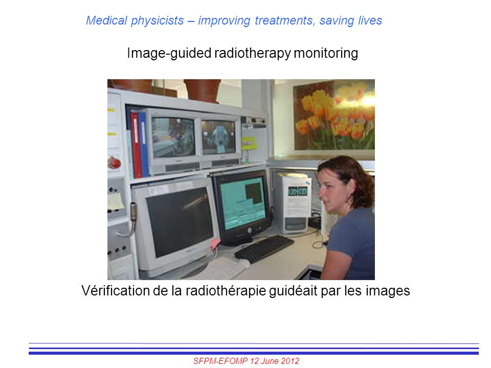 Image-guided radiotherapy monitoring