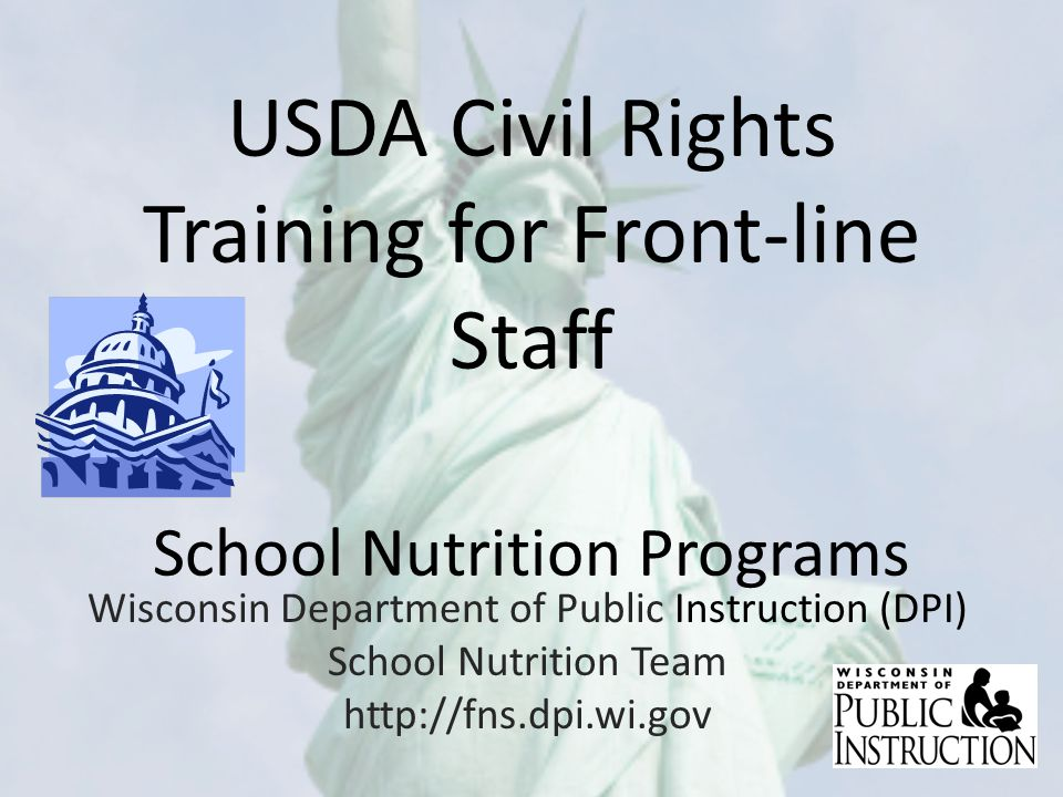 Wisconsin Department of Public Instruction (DPI)