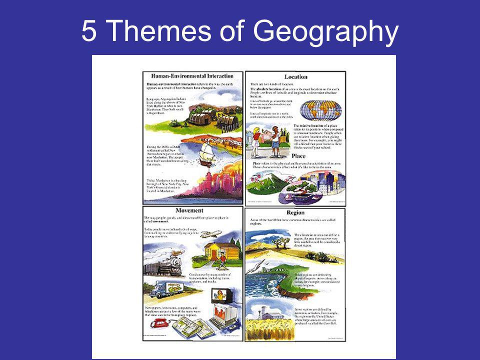 Egypt: the Five Themes of Geography Essay Sample
