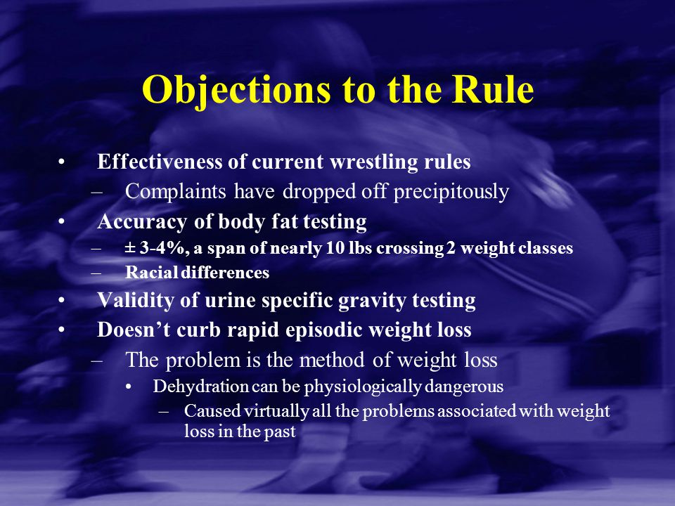 Objections to the Rule Effectiveness of current wrestling rules