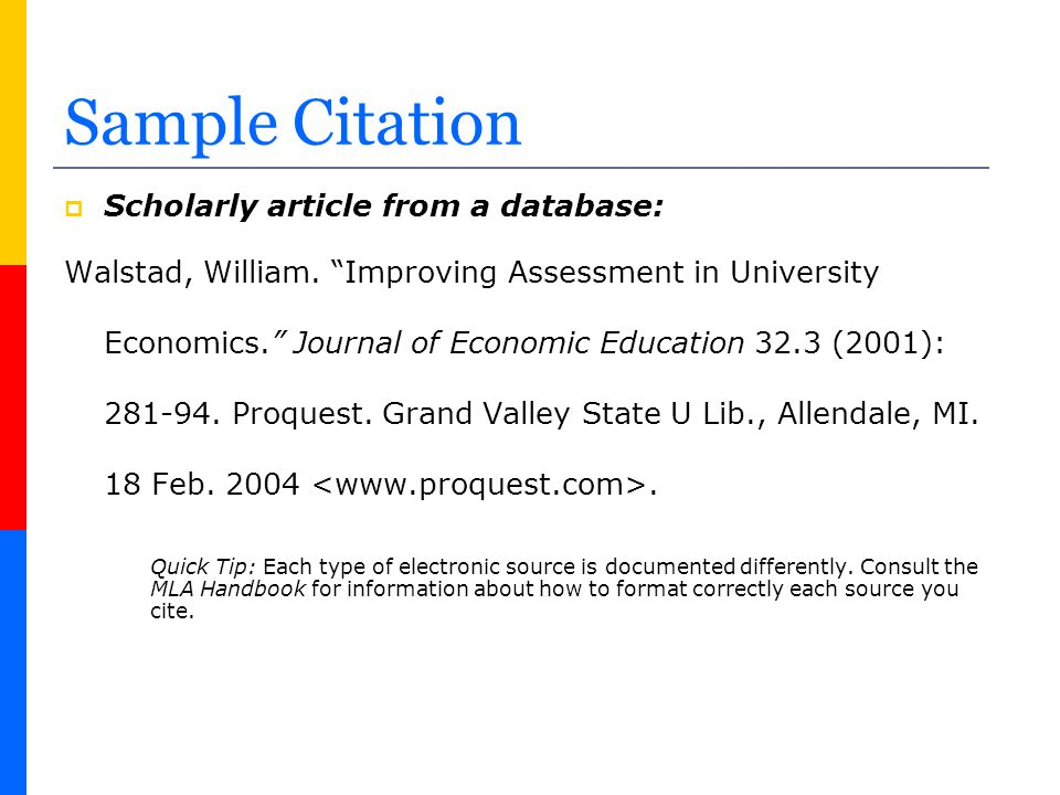 how to read a scholarly journal article