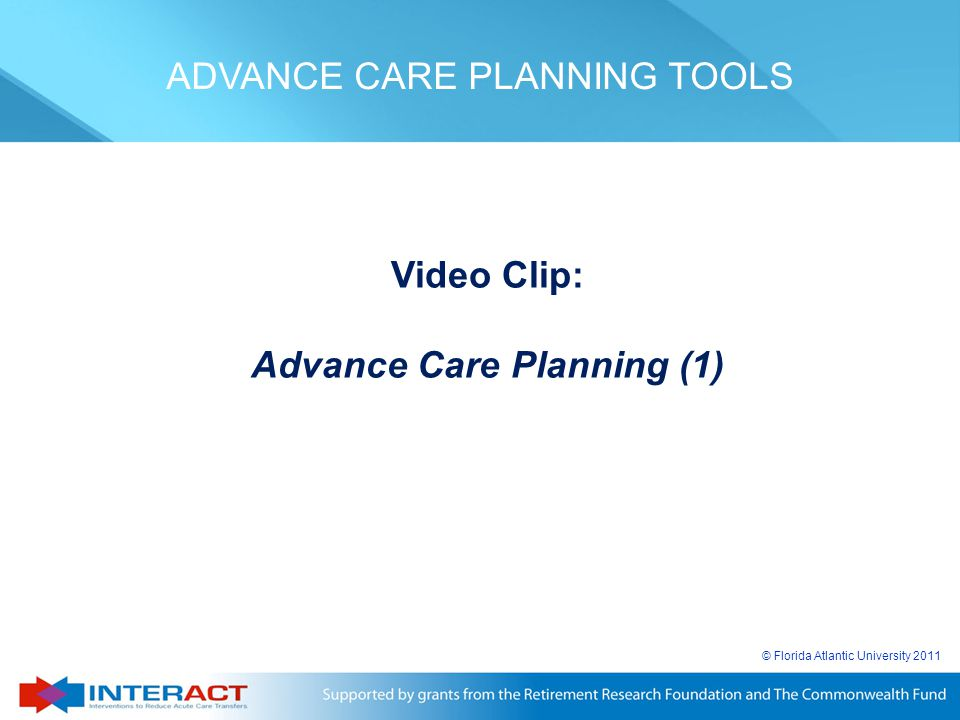 Advance Care Planning (1)