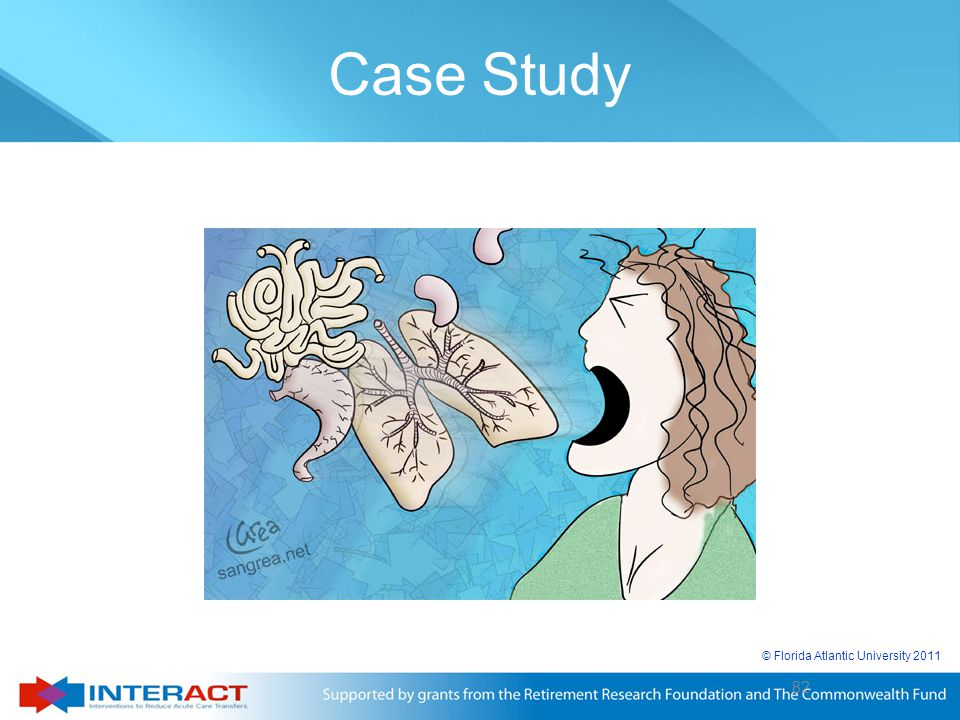 Case Study © Florida Atlantic University 2011 82