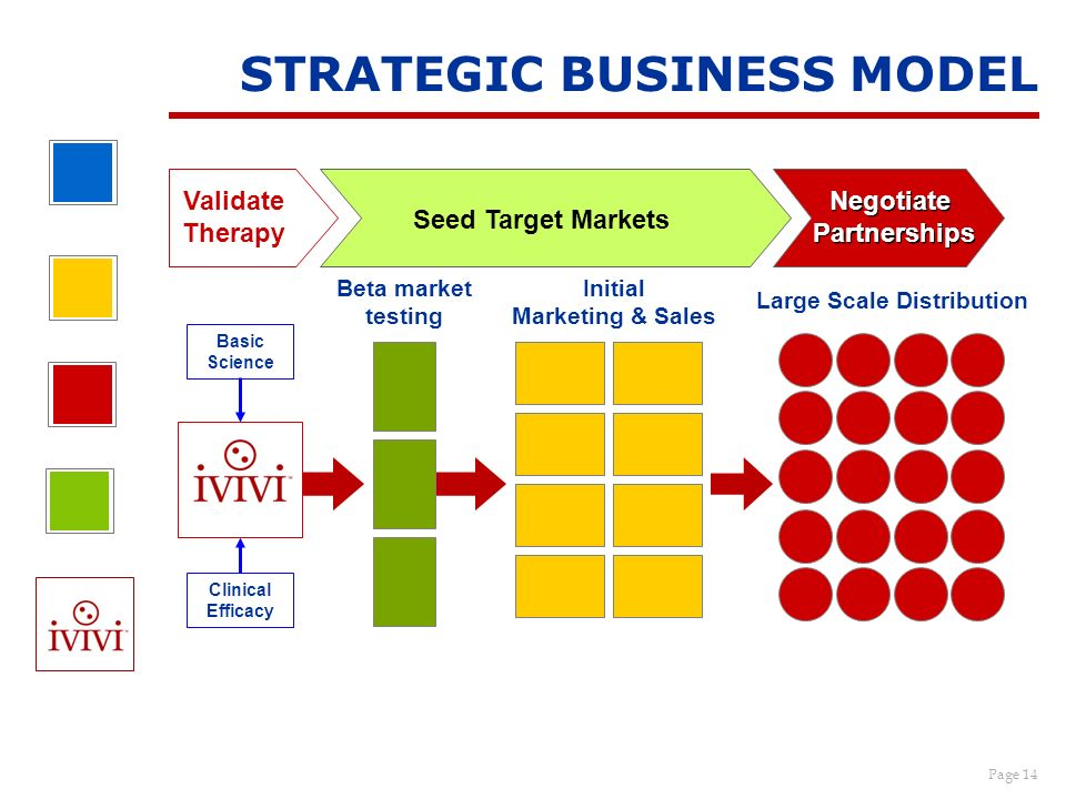 STRATEGIC BUSINESS MODEL