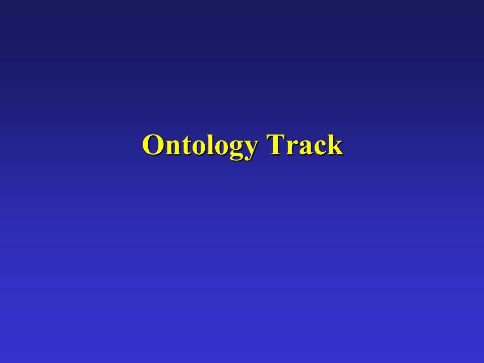 Ontology Track