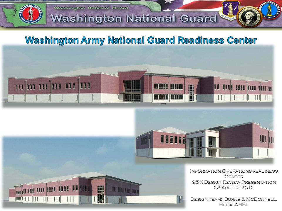 Washington Army National Guard Readiness Center