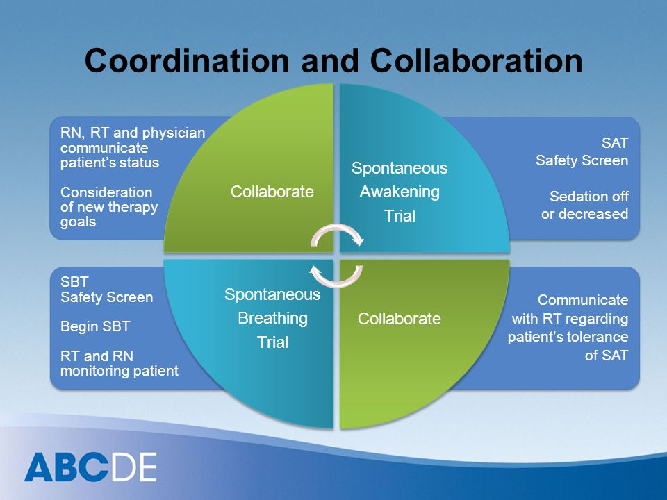 Coordination and Collaboration